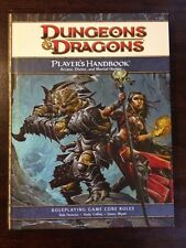 Dungeons & Dragons Player's Handbook: Arcane, Divine, Martial Heroes (2008 HC)