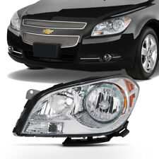 08-12 Chevy Malibu [Factory Style] Headlight Lamp Assembly Left/Driver LH Side