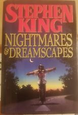 Nightmares and Dreamscapes by Stephen King (1993, Hardcover) 1st Print