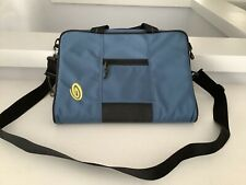 Timbuk2 Blue Messenger Crossbody Laptop Bag, Medium, MINT!