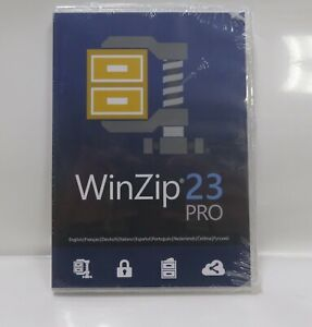 WinZip 23 Pro - File Compression & Decompression - Old Version
