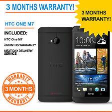 HTC One M7 - 32 Go-noir (débloqué) smartphone