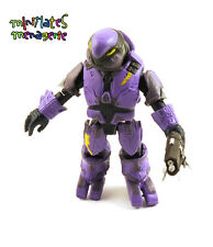 Halo Minimates TRU Toys R Us Wave 5 Elite Assault (Violet)