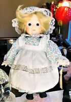 Meet Ms. Butters Spirited Vintage Baker Cook Fairy Inspiration Magic Vessel Doll
