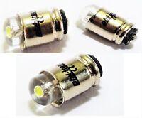 -NEU Stecker und Birnchen 19V   5 x Beleuchtungssockel E10 mit Kabel