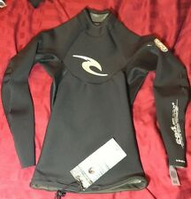 RIPCURL  E-bomb Pro L/S top 1mm XSmall Msrp $99.95 Wetsuit Jacket