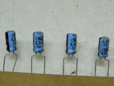 Lot de 20 - condo condensateur chimique 6.3v 22µF 22MF 22uF 85°C