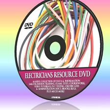 ELECTRICAL RESOURCE PCDVD 17th EDITION REGS COURSE +PAT TESTING VIDEO FORMS NEW