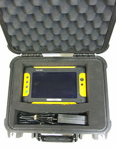 Trimble Gatewing X100 Yuma Tablet Waterproof Rugged Pelican Carry Case