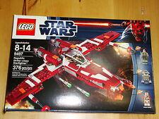Star Wars Lego 9497 Republic Striker-Class Starfighter MISB with minifigures