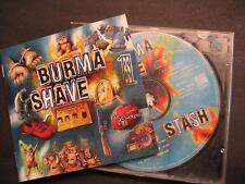 "BURMA SHAVE ""STASH"" - CD"