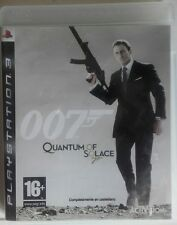 007. Quantum Of Solace. Ps3. Fisico. Pal Es