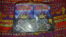 More details for yugioh mystery pin badges x12 blue eyes dark magician girl exodia *new & sealed*