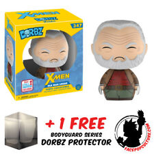 FUNKO DORBZ MARVEL OLD MAN LOGAN NYCC 2017 EXCLUSIVE + FREE DORBZ PROTECTOR