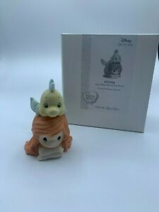 Precious Moments- Disney- Life Is Better With A Good Friend, 171094 Porcelain