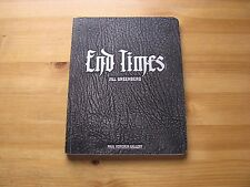 Jill Greenberg END TIMES signed 1st Edition