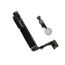 Motherboard Main Board Unlocked with/without Touch ID for iPhone 7/7 Plus 128GB