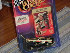 John Force  1/64 NHRA diecast Funny Cars-You pick 1 of 6 cars. $6.25 EACH CAR!!!