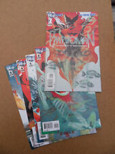 Batwoman 1 - 5 (of 40) . Run . DC 2011 / 12 . VF - minus