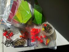 big als fish flash salmon trolling flashers lot