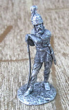 Tin Figurine Toy Soldier Model 1:32 54 mm Warrior of the royal retinue