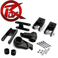 "Rox 04-12 Chevy Colorado 3.5"" Full Leveling Lift Kit w/ Shock Extenders 4WD"