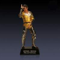"""7.5"""" Michael Jackson King Of  Pop Resin Doll Action Figure Statues Collection"""