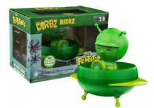 Dorbz Ridez: The Flintstones The Great Gazoo with Flying Saucer! ECCC Exclusive!