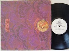 GYPSY - In the Garden LP (RARE US White Label PROMO on METROMEDIA, 2nd Album)