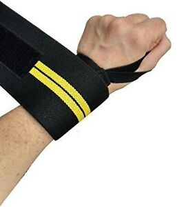 Weight Lifting Hand Wraps Wrist Strap Professional Gym Support Guard Top bonus..