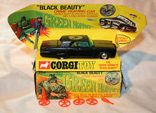 "CORGI #268 The Green Hornet ""Black Beauty"" bon état avec boîte d'origine"