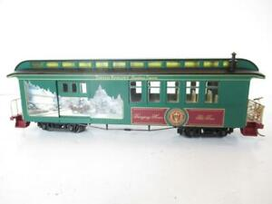 BACHMANN On30 - THOMAS KINKADE'S CHRISTMAS EXPRESS COMBINE CAR-  LN -