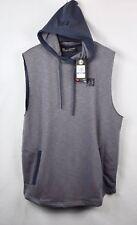 fcc99552c Under Armour Sportstyle Sleeveless Hooded Mens T-Shirt Sports Top - True  Grey XL