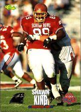 Classic 95 #095 - Carolina Panthers - Shawn King