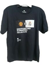 Manchester United VS Real Madrid in Miami on July 31, 2018 NWT youth size L