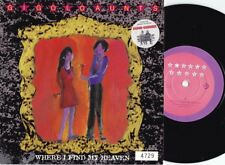 Gigilo Aunts UK Lim. Edit. Numbered  PS 45 Where I found my heaven NM Power Pop