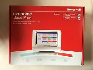New Honeywell Evohome ATP921G2080 Base Pack Wireless Heating Control 00000000073