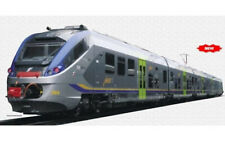 "ViTrains 1065 FS Trenitalia  425 ""Jazz"" DTR grigio/blu/arancio 4 elementi."