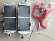 Radiateur Usine coté gauche droit radiateurs Beta RR 4T 350/390/430/480  durites