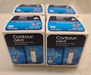 contour next test strips 200