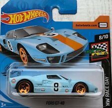 2019 Hot Wheels Ford GT-40 HW Race Day Brand NEW