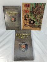 Baldur's Gate 1998 PC Game - BioWare RPG