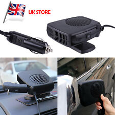12V 200W Car Auto Heater Cooler Dryer Demister Defroster 2 in 1Hot Warms Fan Van