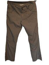 New listing Women's North Face Lightweight Walking/Hiking Trousers Khaki Size EU 8 Long