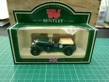 Lledo 1930 Bentley 4.5 litre die cast model