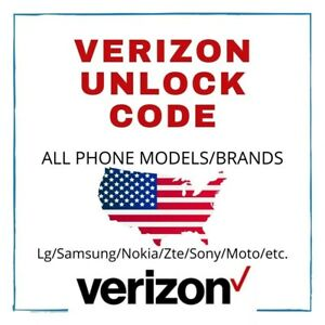 Verizon FAST Factory Unlock Service - All Android Models✅