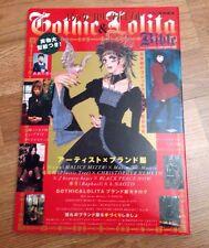 GOTHIC LOLITA Fashion Bible Brand BOOK Maid flat Handmade Japanese