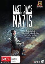 Last Days Of The Nazis (DVD, 2015, 2-Disc Set)