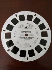"""View-master promo disc Disney"". View-master #35588-9059. Used condition."