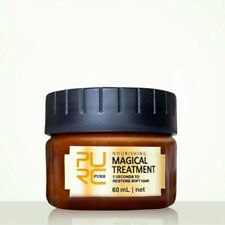 60ml Hair Scalp Conditioner Fast Restore Damage Soft Hair Keratin Type Treatment